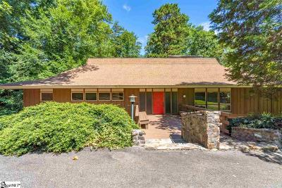 Greenville Single Family Home Contingency Contract: 4 W Seven Oaks