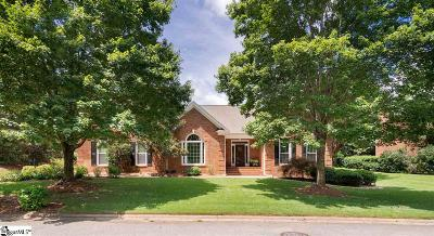 Greer Single Family Home Contingency Contract: 10 Lauriston