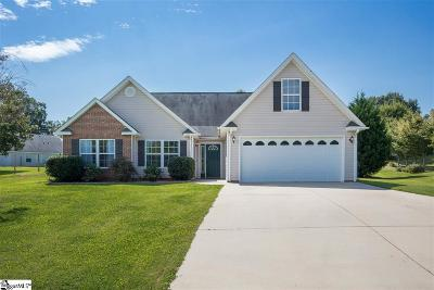 Greer Single Family Home Contingency Contract: 5 Brandi Starr