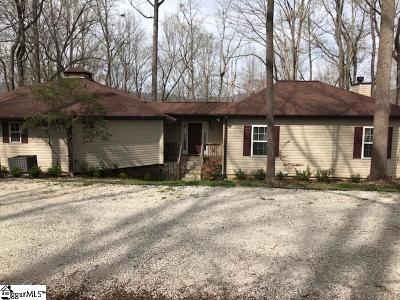 Travelers Rest Single Family Home For Sale: 53 Forest