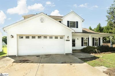 Taylors Single Family Home Contingency Contract: 704 Hayden