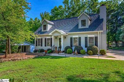 Greer Single Family Home Contingency Contract: 110 Quincy