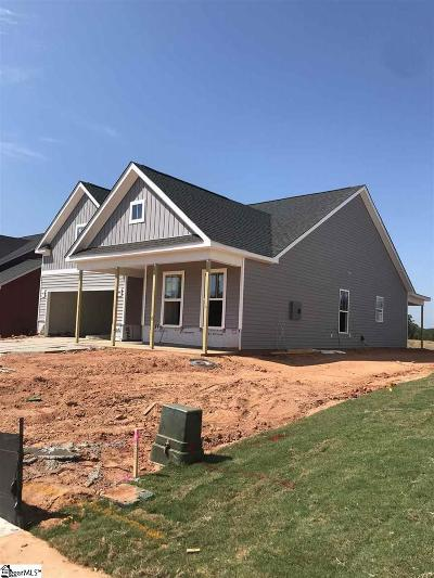 Greer Single Family Home For Sale: 104 Foxbank