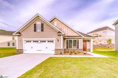Greer Single Family Home For Sale: 118 Easton Meadow