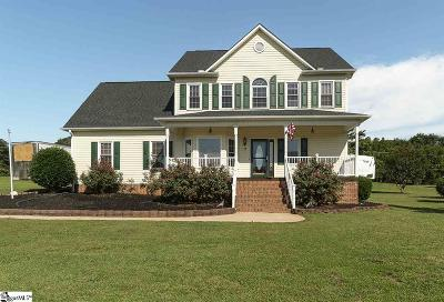 Greenville Single Family Home For Sale: 19 Wheatstone