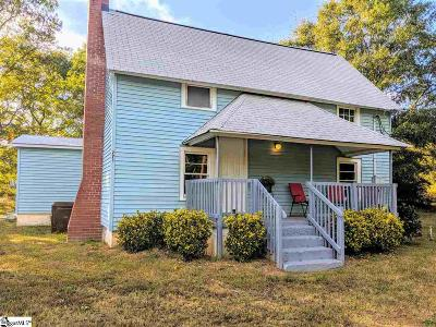 Pelzer Single Family Home For Sale: 771 Preston