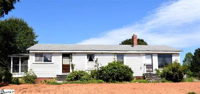 Taylors Single Family Home For Sale: 22 Old Batson