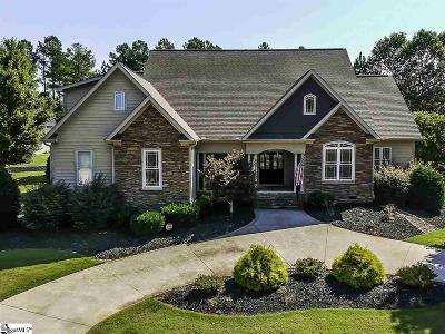 Inman Single Family Home For Sale: 604 Belle Terre