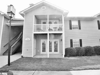 Greenville County Condo/Townhouse Contingency Contract: 604 Pelham Square