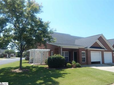 Simpsonville Condo/Townhouse Contingency Contract: 150 Dove Haven