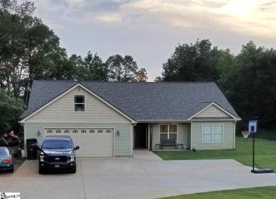 Inman Single Family Home For Sale: 4017 Highway 357