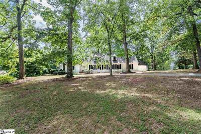 Greenville Single Family Home For Sale: 1 Bonaventure