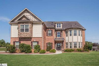 Simpsonville Single Family Home For Sale: 108 Angel Falls
