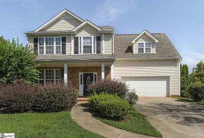 Greenville Single Family Home For Sale: 1 Kilberry