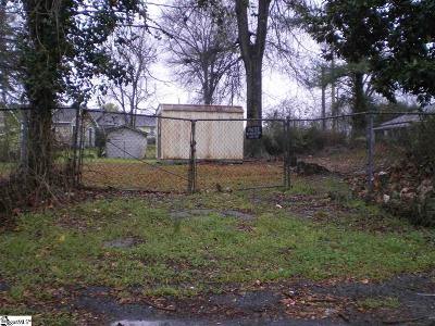Greenville Residential Lots & Land For Sale: 100 Fortner