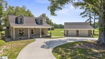 Woodruff Single Family Home For Sale: 312 Casey