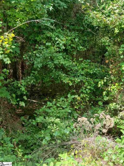 Greenville Residential Lots & Land Contingency Contract: 185 Hawkins