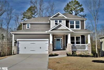 Taylors Single Family Home For Sale: 237 Coronet #lot 10