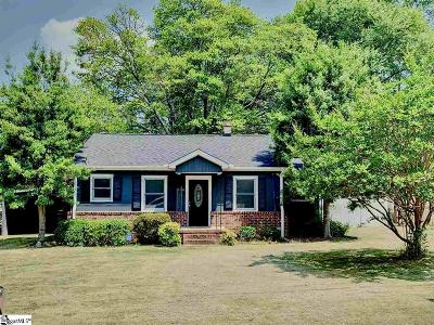 Easley Single Family Home For Sale: 106 Augusta