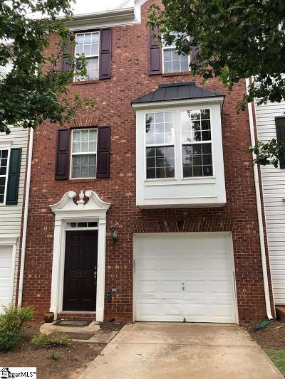 Mauldin Condo/Townhouse Contingency Contract: 222 Cambria