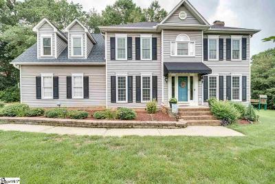 Greenville Single Family Home For Sale: 115 E Hypericum