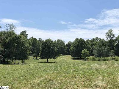 Easley Residential Lots & Land For Sale: Dove Hill