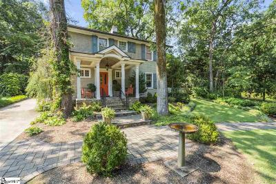 Overbrook Single Family Home For Sale: 308 Overbrook