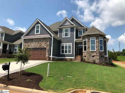 Piedmont Single Family Home Contingency Contract: 304 S River Bluff #Lot 52