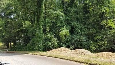 Spartanburg Residential Lots & Land For Sale: 566 Wildwood