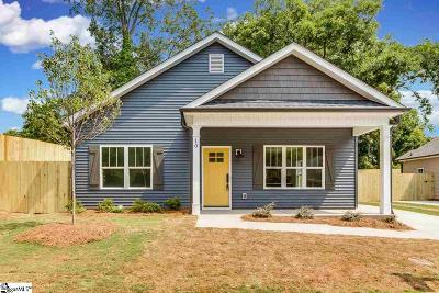 Greenville Single Family Home Contingency Contract: 10 Barnwell