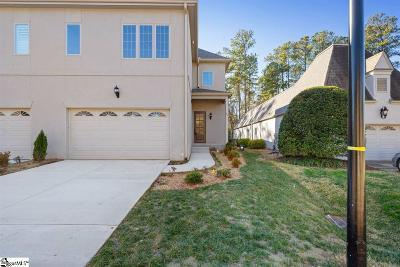 Greer Condo/Townhouse For Sale: 103 Castellan