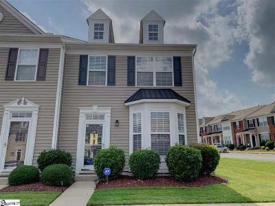 Greer Condo/Townhouse For Sale: 211 Elise