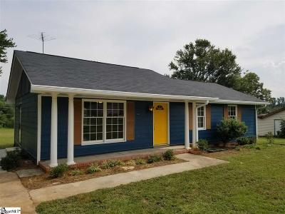 Greer Single Family Home Contingency Contract: 14 Becky Gibson