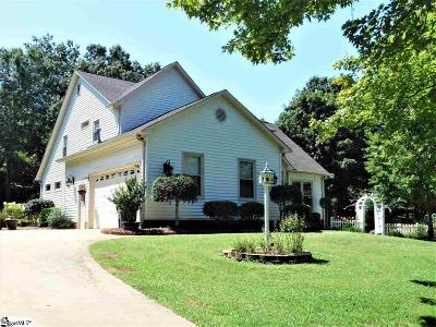 Greer Single Family Home For Sale: 102 Lex