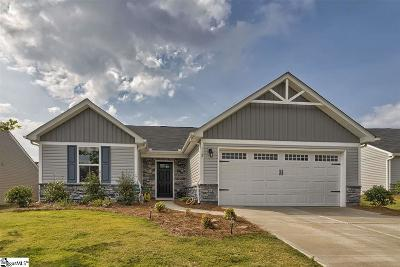 Greenville Single Family Home For Sale: 112 Fairmeadow