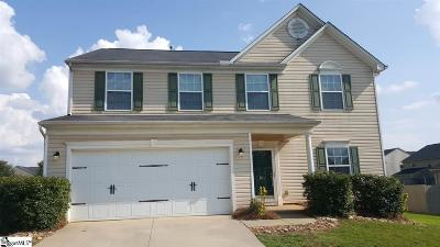 River Shoals Single Family Home For Sale: 101 Chestatee