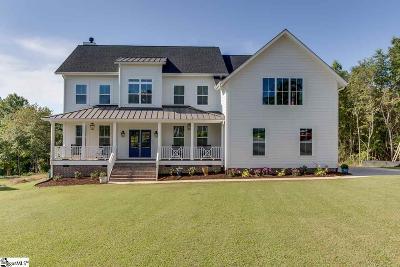 Pelzer Single Family Home For Sale: 104 Nokota