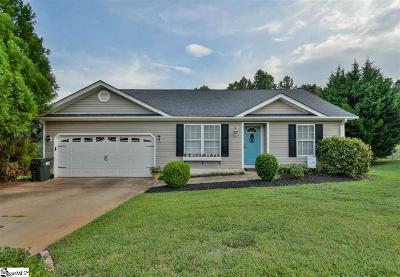 Greer Single Family Home Contingency Contract: 2 Avis