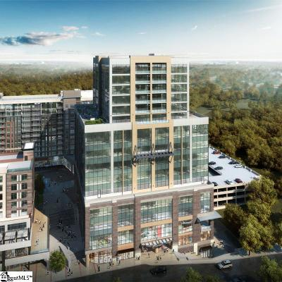 Greenville Condo/Townhouse Contingency Contract: 401 S Main #Unit #12