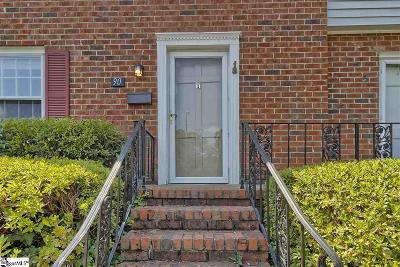 Greenville Condo/Townhouse Contingency Contract: 815 Edwards #Unit 90