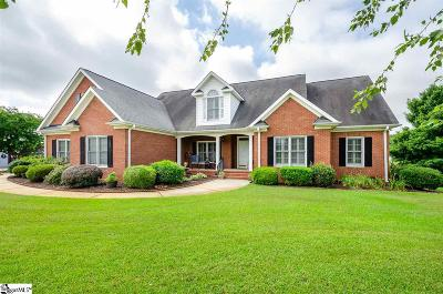 Anderson Single Family Home For Sale: 208 Dandelion