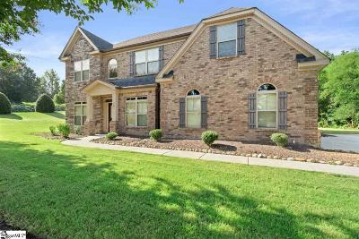 Simpsonville Single Family Home For Sale: 101 Tuscany Falls