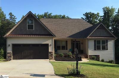 Amber Oaks Single Family Home For Sale: 105 Amber Oaks