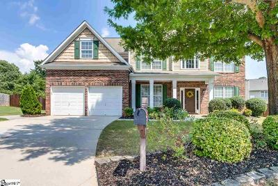 Autumn Trace Single Family Home Contingency Contract: 512 Adeline