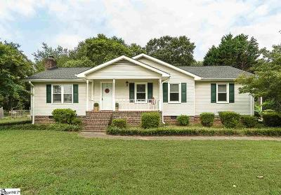 Simpsonville Single Family Home For Sale: 305 Andulusian