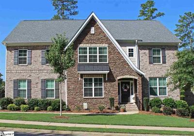 Simpsonville Single Family Home For Sale: 5 Ebenway