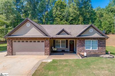 Greer Single Family Home Contingency Contract: 29 Carriage