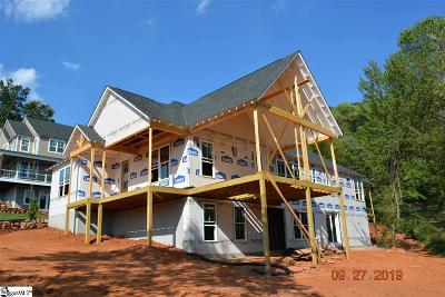 Greenville Single Family Home For Sale: 208 Mountain Edge