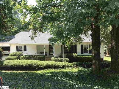 Greer Single Family Home For Sale: 47 Rollingreen