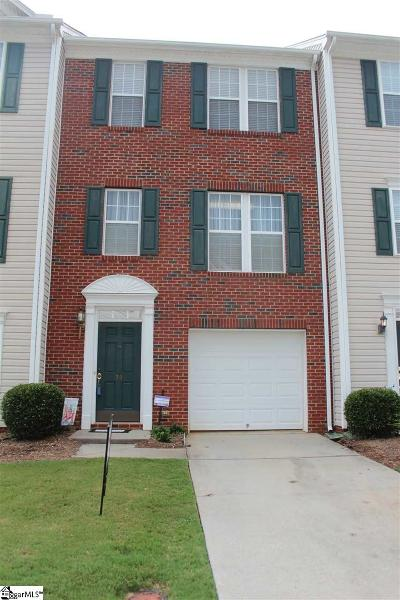 Simpsonville Condo/Townhouse Contingency Contract: 30 Heritage Oak
